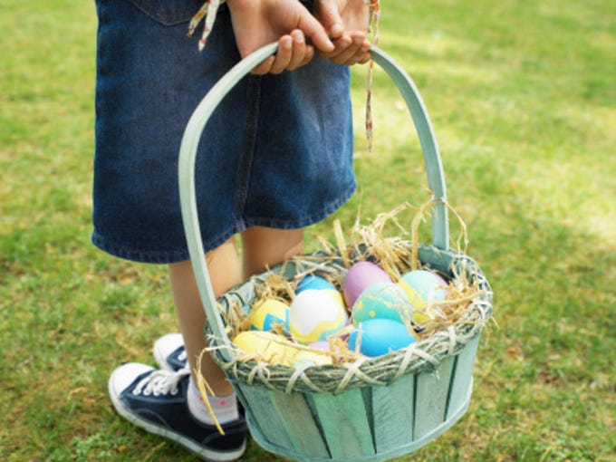 According to the National Retail Federation's Easter