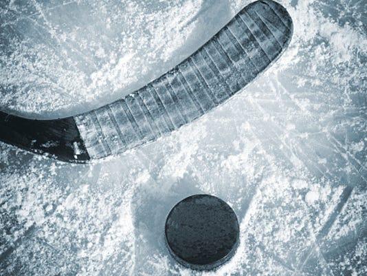 STOCKIMAGE-ice hockey