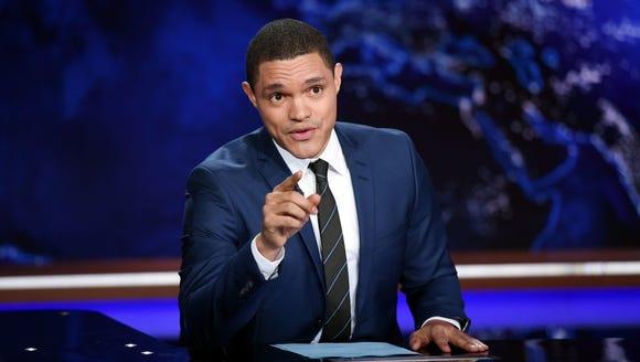 """""""Daily Show"""" host Trevor Noah"""