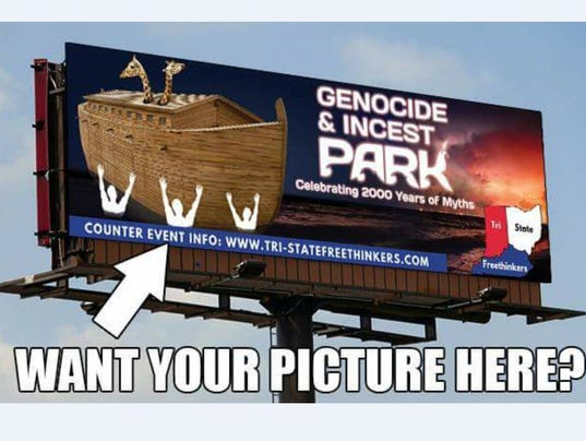 Atheists To Troll Answers In Genesis 39 Ark Encounter With