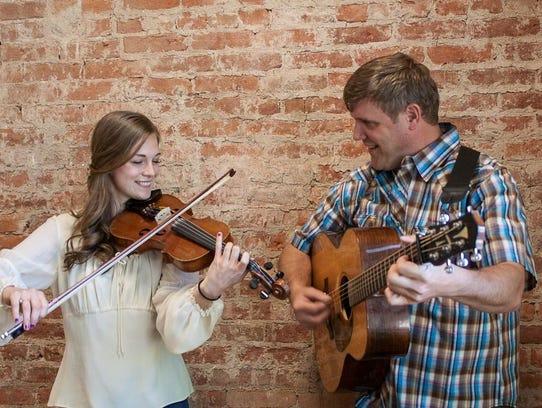 Megan and Chris McGarry