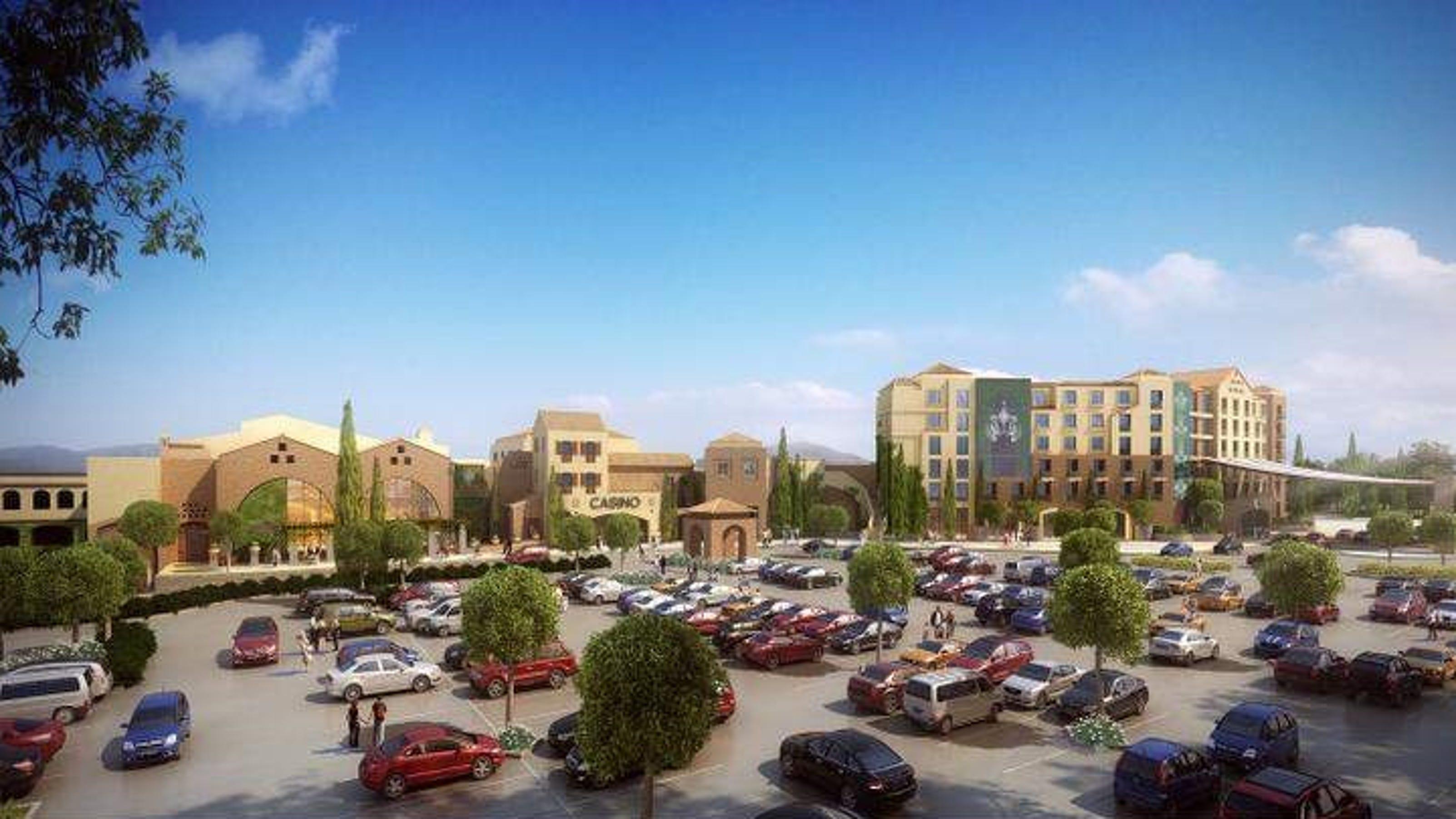Tyre casino proposal