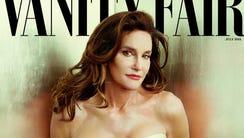 Caitlyn Jenner on July 'Vanity Fair' 2015