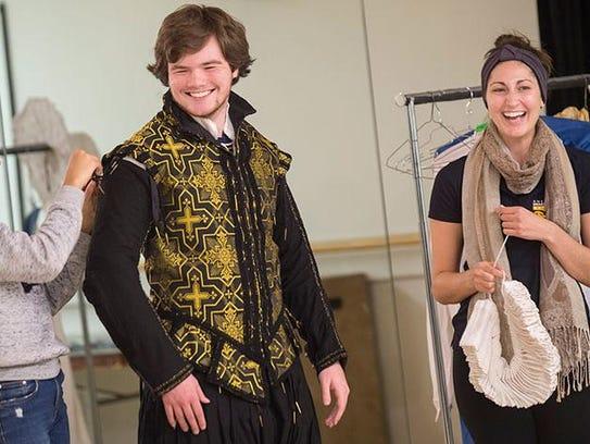 St. Lawrence University - Costume Design