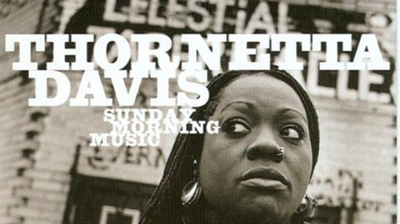 Detroit blues mainstay Thornetta Davis will team with the LCC Faculty Jazz Quartet for a free concert Sunday (Feb. 8)