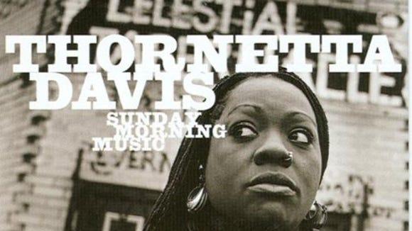 Detroit blues mainstay Thornetta Davis will team with