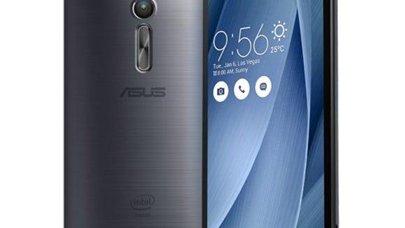 The Asus ZenFone.