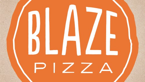 """Blaze Pizza, the """"build your own pizza"""" company backed, is opening its first Tallahassee location Tuesday in the Magnolia Grove shopping center."""