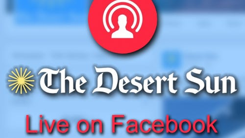 Join us on Facebook for a live event.