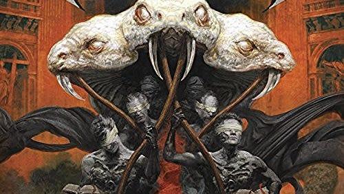 Brotherhood of the Snake, Testament