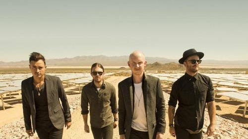 The Fray will perform at FireKeepers Casino Hotel Saturday.
