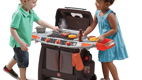 Home Depot grill