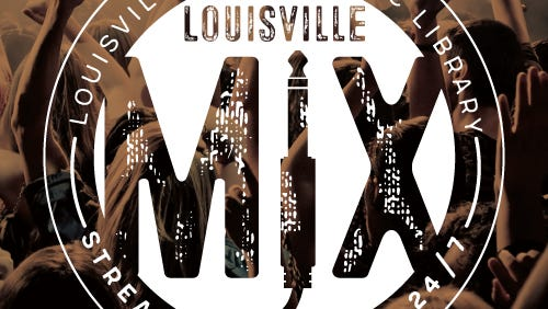 Louisville Mix is a new service from the Louisville Free Public Library that streams local music.