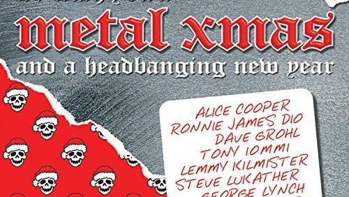 We Wish You a Metal Xmas... And a Headbanging New Year, Various Artists