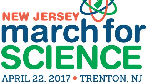 The first New Jersey March for Science will be held Saturday in Trenton, starting at 10 a.m. at the War Memorial.