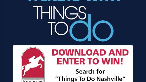 Things to Do Nashville contest