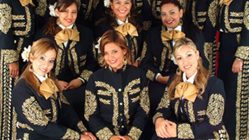 Two-Time Grammy Award Winning Mariachi Divas de Cindy Shea is a multicultural, all-female ensemble that continues to push and expand the scope of mariachi music. Tickets for their Oct. 14 show at The Wichita Theatre are on sale now, 940-723-9037.