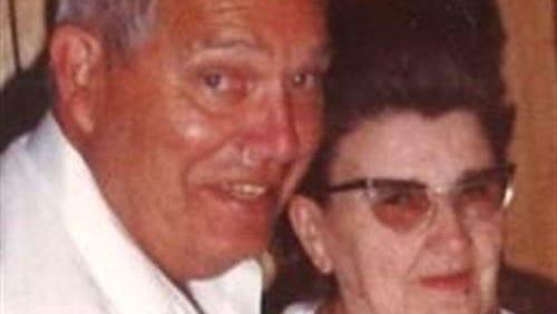 Harold and Helen Masten.