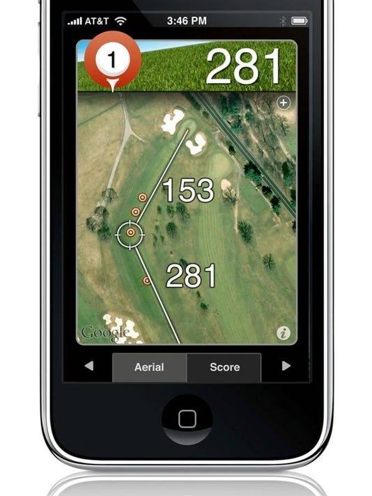 Golfshot GPS - a