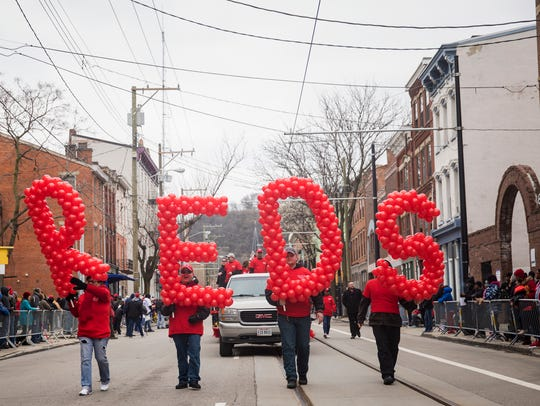 187 units participate in the 99th annual Findlay Market