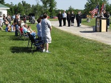 Honor fallen at Fairview's Memorial Day Ceremony