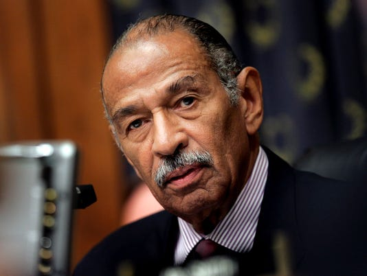 John Conyers to retire from the US House of Representatives