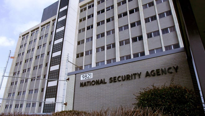 The National Security Agency in Fort Meade, Md.