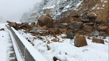 UPDATE: I-5 reopens after landslide cleared in Southern Oregon