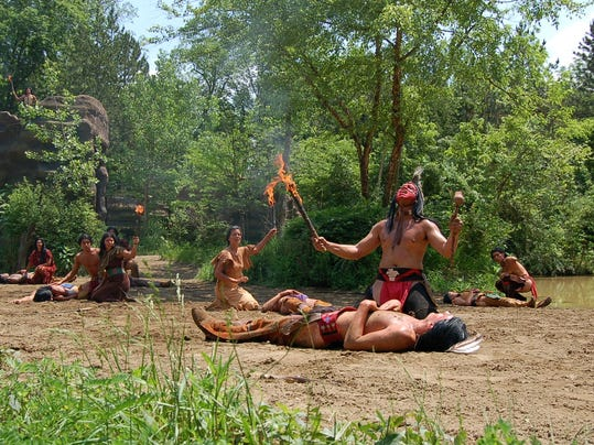 Tecumseh nearing end of strong season for Outdoor drama