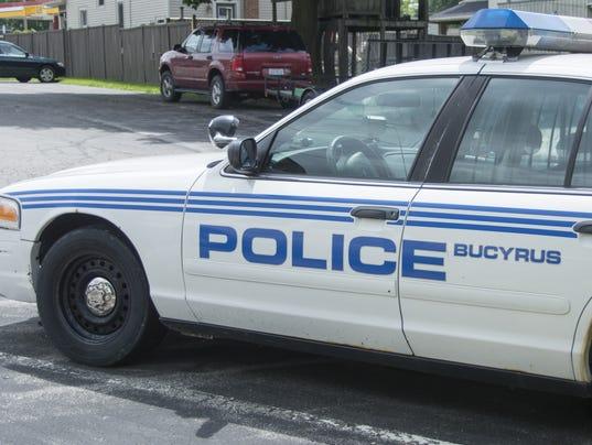 BUC Bucyrus police stock
