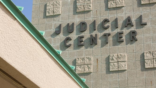The Livingston County Judicial Center.
