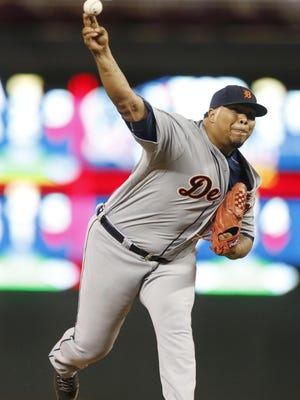 "After being sent home Sept. 23 for ""effort level,"" reliever Bruce Rondon was the first to sign up for the team's winter caravan and TigerFest."