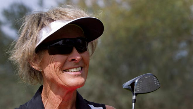 Bobbi Lancaster is aiming to play in the LPGA Tour in 2014.