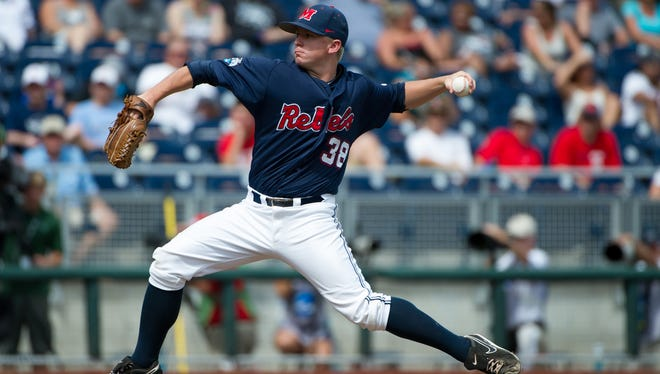 Ole Miss received a boost in several polls Monday after its three-game sweep of FIU over the weekend.