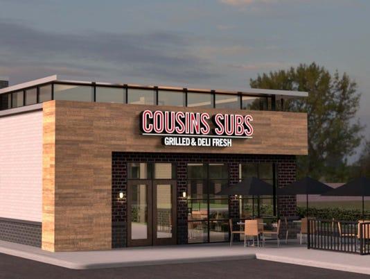 Cousins Subs restaurant Wauwatosa
