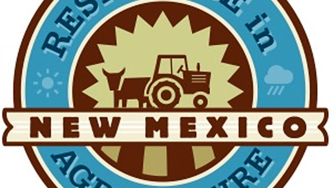 Resiliency in New Mexico Food and Agriculture logo.
