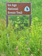 One of a starting points of Ice Age National Scenic