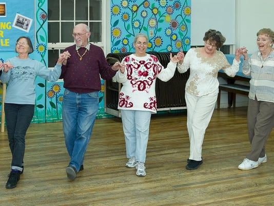 Mesilla Valley International Folk Dancers 1
