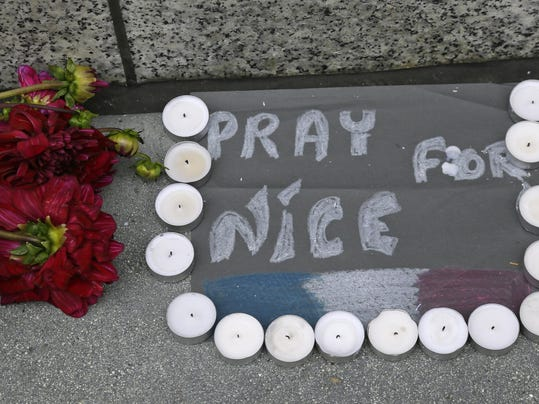 France Truck Attack World Reaction