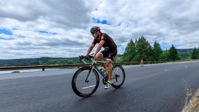 In October, Dave Jepson, a resident of Red Feather Lakes north of Fort Collins, won the Quintuple Anvil Triathlon in Virginia. The Race consists of five continuous Ironman competitions in a span of five days.
