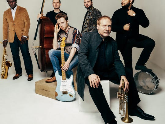 David Weiss and Point of Departure performs at 4:45 p.m. Sunday at the Water Front Stage,