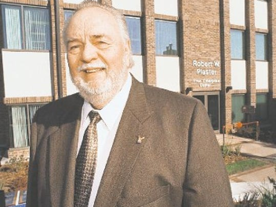Robert W. Plaster pledged $250,000 to support the growth of Students In Free Enterprise, which named a building in his