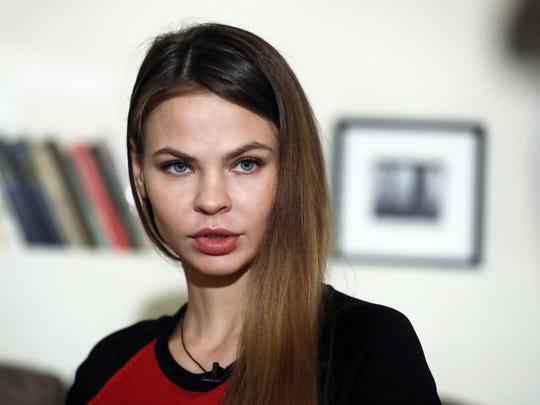 Anastasia Vashukevich