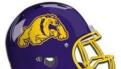 Wylie football helmet