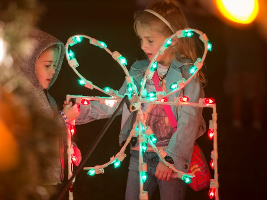 This week's Downtown Friday in Vero Beach will have a holiday feel and tree lighting.