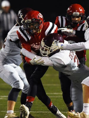 Football teams like Frankfort-Schuyler and Sauquoit Valley will have to wait until March to play.