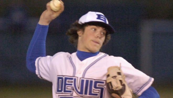 Brevard alum Nate Hyatt has retired from professional baseball.