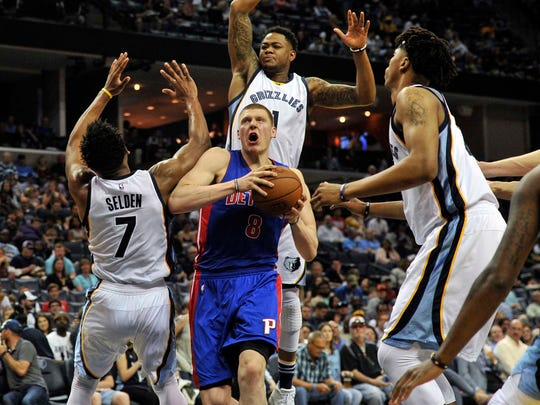 Henry Ellenson, C. Showed promise when given an opportunity
