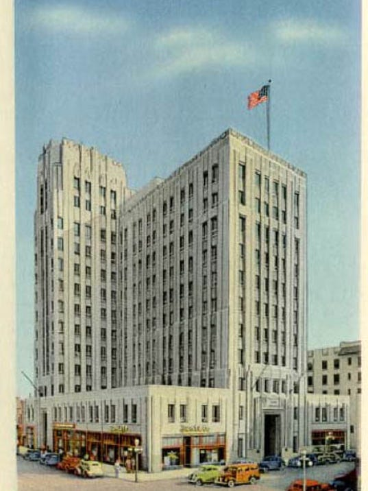 39 Psycho 39 Building At Central And Monroe To Become Phoenix