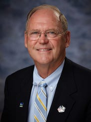 City Councilman Steve Olson is running for re-election